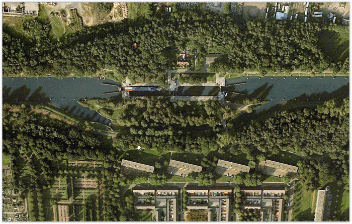 Google Earth map 2009